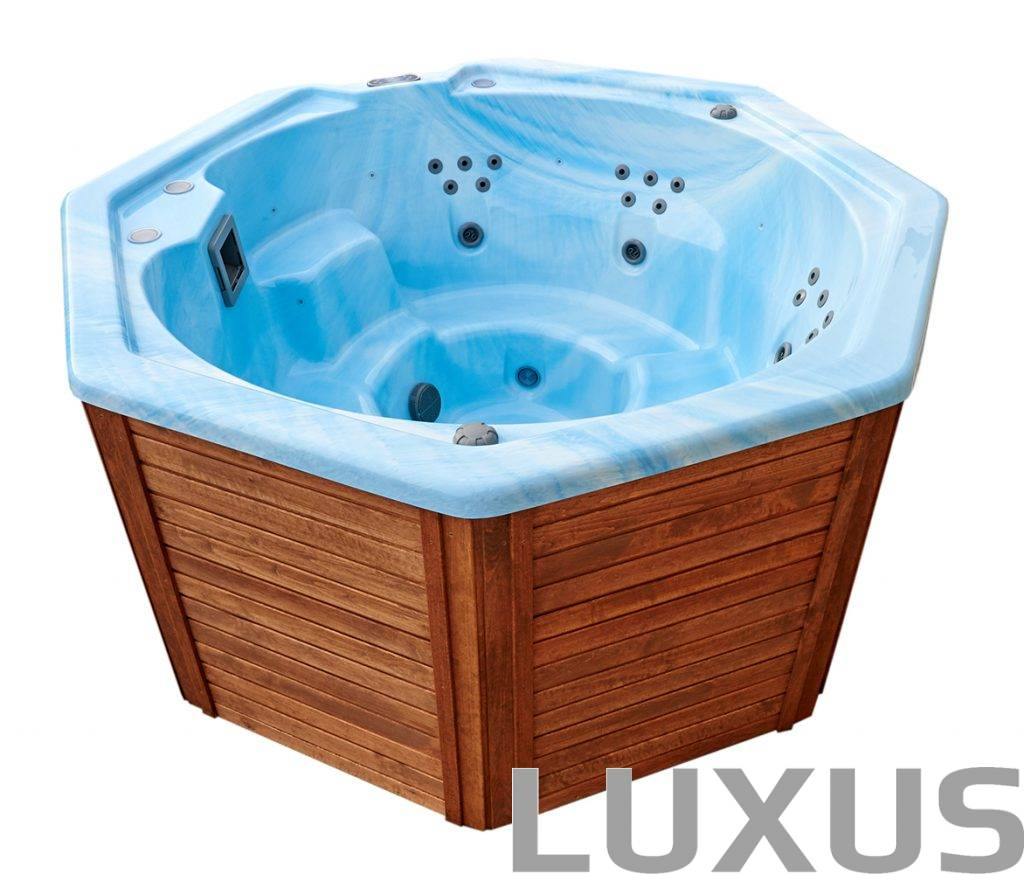 Acrylic Hottubs supplier from Estonia ! | Luxus