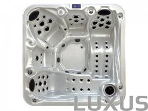 Luxus outdoorspa Diamant