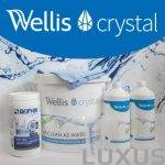 crystal water care box