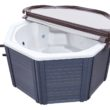 Luxus hottub white acrylic